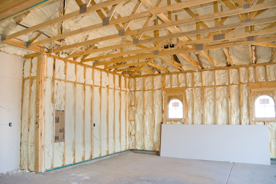 Spray Foam Insulation Dayton Ohio