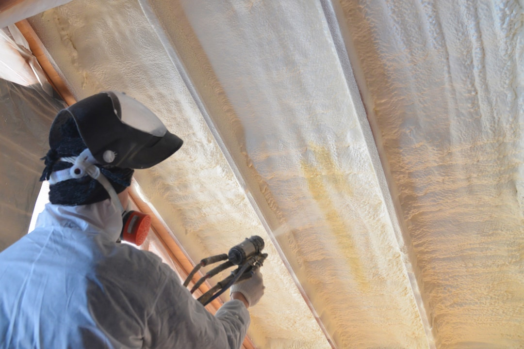 Spray Foam Insulation Installers Dayton