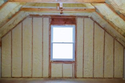 New Construction Spray Foam Insulation Dayton OH
