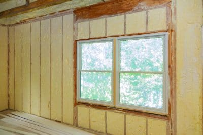 New Construction Spray Foam Insulation Dayton